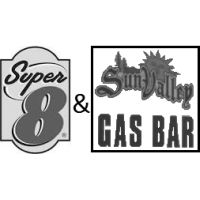 super 8 and sun valley gas